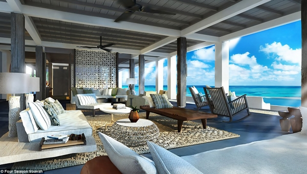 "<p style=""text-align: justify;"">Although Four Seasons already has a luxury resort in the Maldives at Landaa Giraavaru, the company which introduced the worlds first round-the-world trip by private jet, is set to up the ante.</p>
