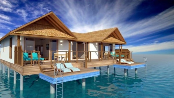 Maldives Newest Holiday Escape Reethi Faru Set to Open Late 2017