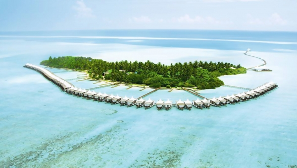 Best International Island Destination - Maldives at Outlook Traveller Award