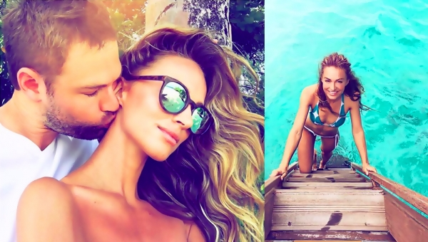 "<p style=""text-align: justify;"">Former Miss South Africa Melinda Bam and her hubby Adriaan Berg (who is a former Mr South Africa) are living their best life in the Maldives.</p>