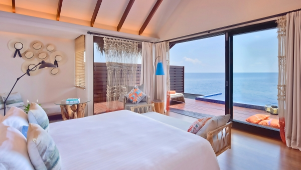 Grand Park Kodhipparu opens in Maldives