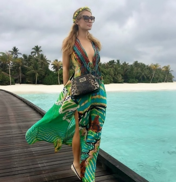 """<p class=""""MsoNormal"""" style=""""text-align: justify;""""><span style=""""font-size: 10pt;""""><span lang=""""EN-GB"""">Leonardo DiCaprio visited Maldives about a week back and stayed at 1 Oak Finolhu&nbsp;Maldives in Baa Atoll. The celebrity was accompanied by several people who were thought to be friends and family</span><span lang=""""EN-GB"""" style=""""line-height: 107%;"""">.<span lang=""""EN-GB"""">About an year ago Kate Winslet visited the same atoll and stayed not far from Leonardos island. Coincidentally, both islands belong to the same company. Are they still keeping in touch or is this just a mere coincidence?</span></span></span></p> <p class=""""MsoNormal"""" style=""""text-align: justify;""""><span style=""""font-size: 10pt;""""><span lang=""""EN-GB"""">It has been over a week since&nbsp;Paris Hilton visited the Maldives. She is staying at&nbsp;Amilla Fushi, the same resort Kate Winslet stayed and called her favourite place. This is the second Maldives holiday for Paris who first came to Velaa Private Island about an year ago and shared many exciting photos on her Instagram.</span></span></p> <p class=""""MsoNormal"""" style=""""text-align: justify;""""><span style=""""font-size: 10pt;""""><span lang=""""EN-GB"""">Amilla Fushi has hosted many celebrities over the past 2 years. The resort is well known for its dining fantasies as chefs are headed by Australian celebrity chef Luke Mangan. The most recent addition to already popular food lovers&rsquo; destination in paradise is Gordon Ramsays restaurant. If you want to taste Gordon Ramsay in the Maldives theres only Amilla Fushi to go.</span><span lang=""""EN-GB"""" style=""""line-height: 107%; color: #4e4e4e;""""><br /></span><span lang=""""EN-GB"""">Managed by The Small Maldives Islands Company, both Amilla Fushi and Finolhu Island Resort were conceptualized by Tom McLaughins WTF (What The Fushi) which sparked a reputation after successful launch of Huvafen Fushi several years back.</span></span></p>"""