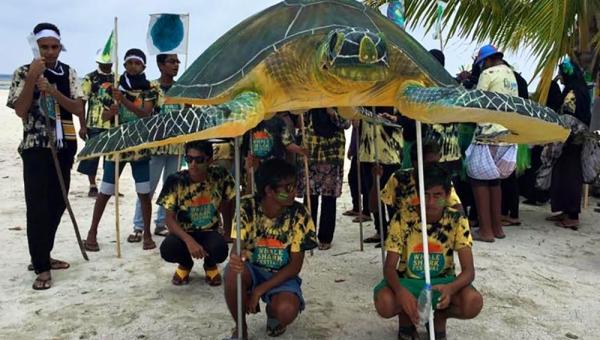 WHALE SHARK FESTIVAL MALDIVES 2015