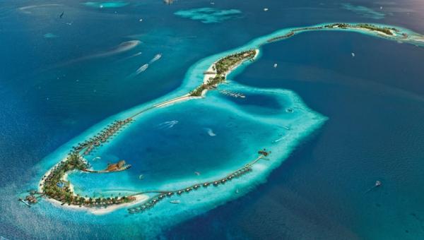 WALDORF ASTORIA MALDIVES ITHAAFUSHI - OPENING 2019