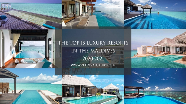 The Top 15 Luxury Resorts in the Maldives 2020-2021