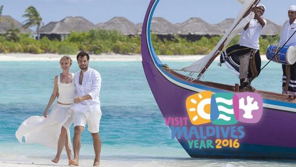 MALDIVES TOURISM 2016
