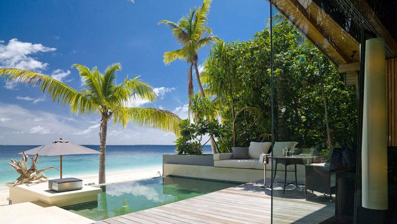 Two Bedroom Park Pool Villa