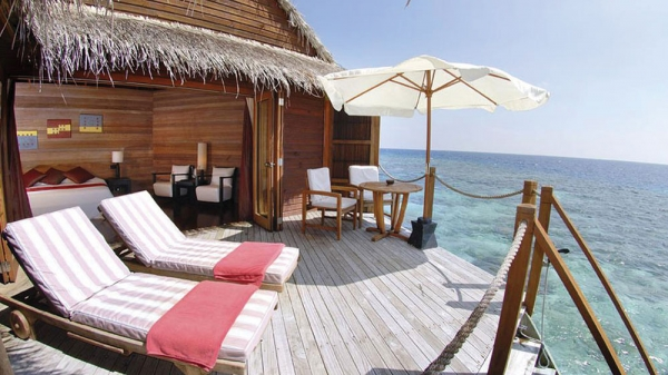 Water Villas Mirihi Island Resort