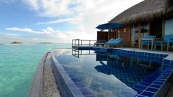 Anantara Over Water Pool Villa