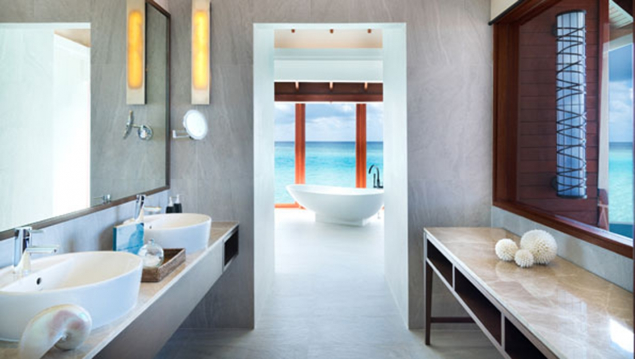 Anantara Over-Water Pool Suite