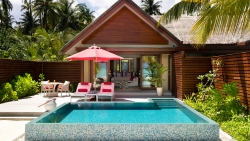 Three Bedroom Beach Pool Pavilion