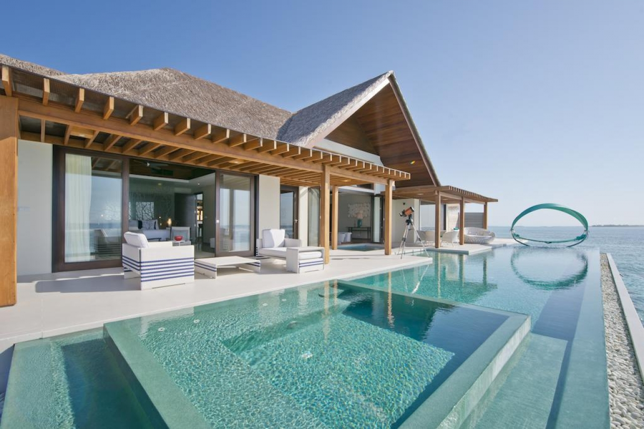 Ocean Pavilions with Private Pool