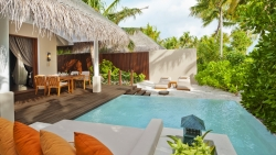 Beach Suites with Private Pool