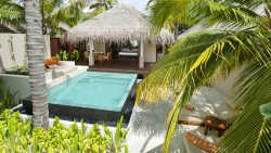 Beach Villas with Private Pool