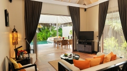 Sunset Beach Suites with Private Pool