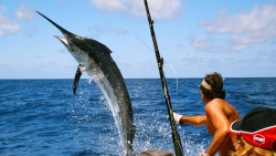 Traditional Big Game Fishing