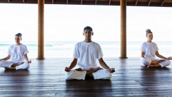 Beachside Yoga
