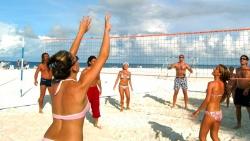 Volleyball & Badminton