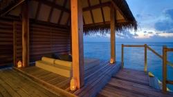 Water Villa with Pool Sunrise
