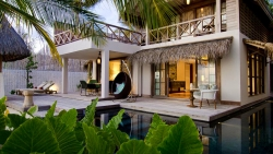 2 Bedroom Beach Villa with Pool Sunset
