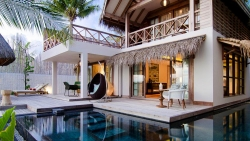 TWO BEDROOM BEACH SUITE WITH POOL