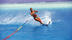 Water-skiing
