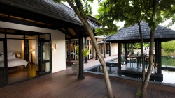 Two Bedroom Royal Island Suite with Private Pool