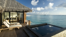 Sunset Water Villas with Private Infinity Pool