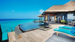 Sunrise Water Villas with Private Infinity Pool