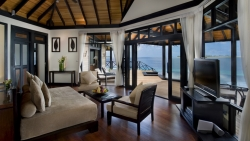 Two Bedroom Grand Water Suite with Private Infinity Pool
