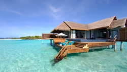 Over-Water Pool Villa