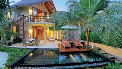Double Storey Beach Villas