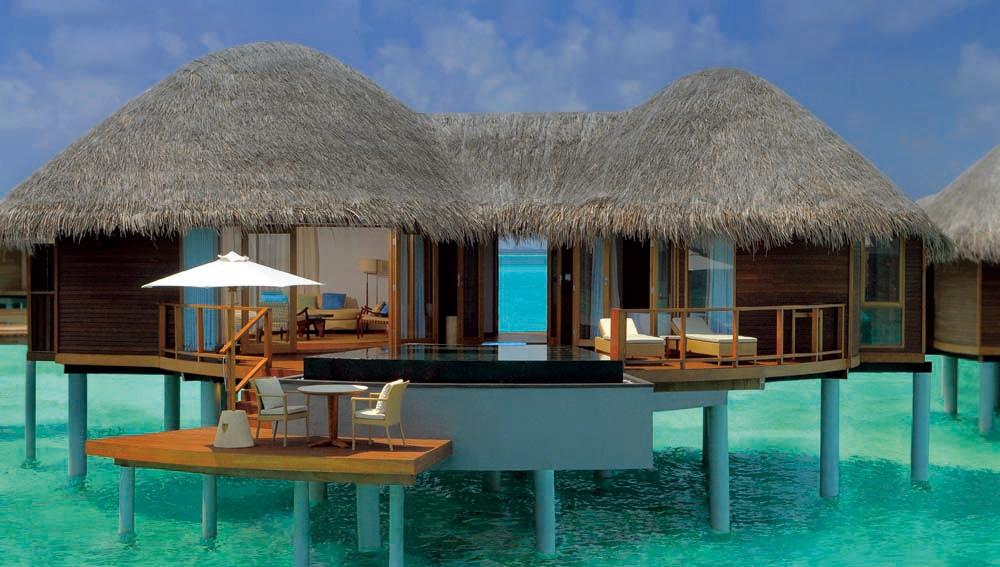 Constance Halaveli Resort & Spa