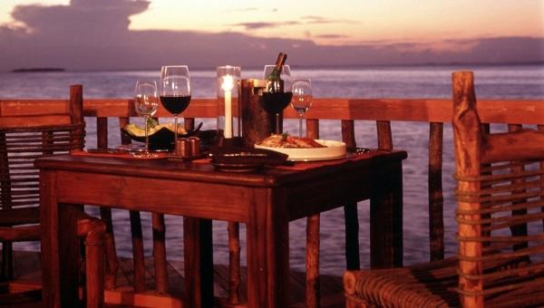 Gili Lankanfushi Resort - Dininig