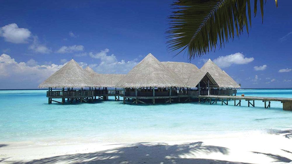 Over Water Bar Gili Lankafushi