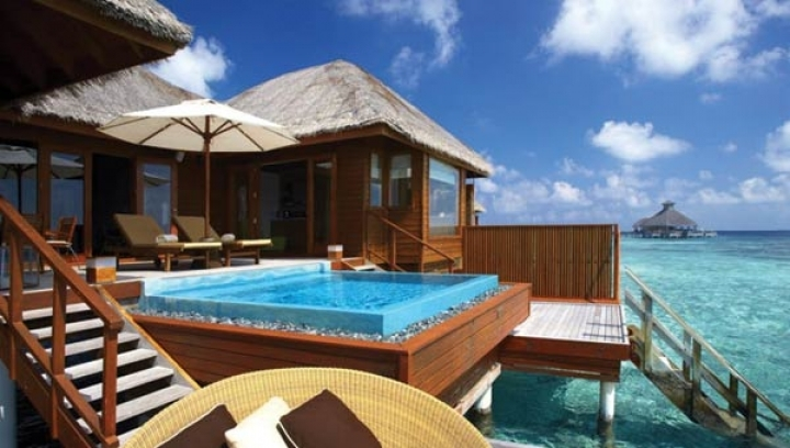 Ocean Bungalow with Plunge Pool