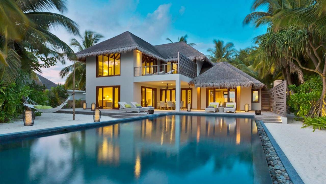 Huvafen Fushi Maldives Resort and Spa