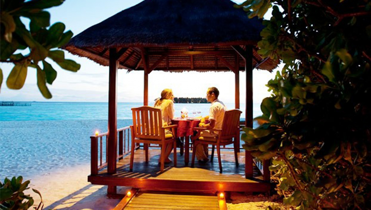 Angsana Ihuru Maldives Resort & Spa