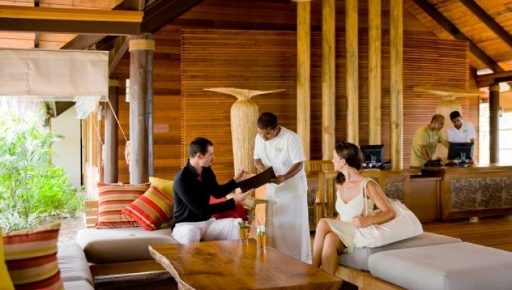 Maldives - Reception