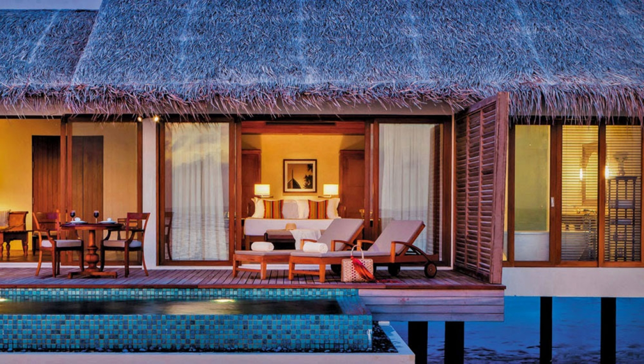 The Residence Maldives Resort & Spa