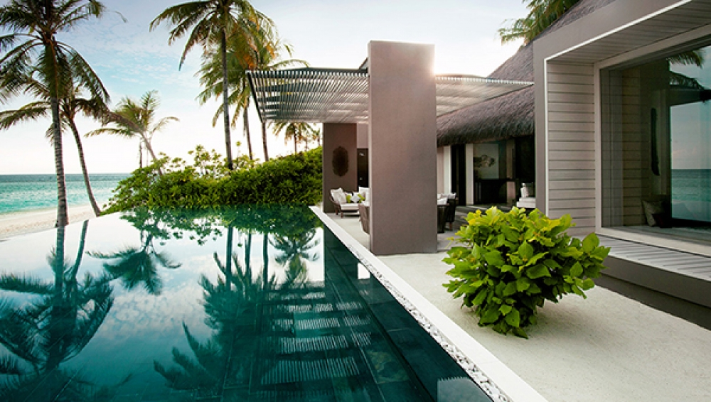 Island Villas Pool View