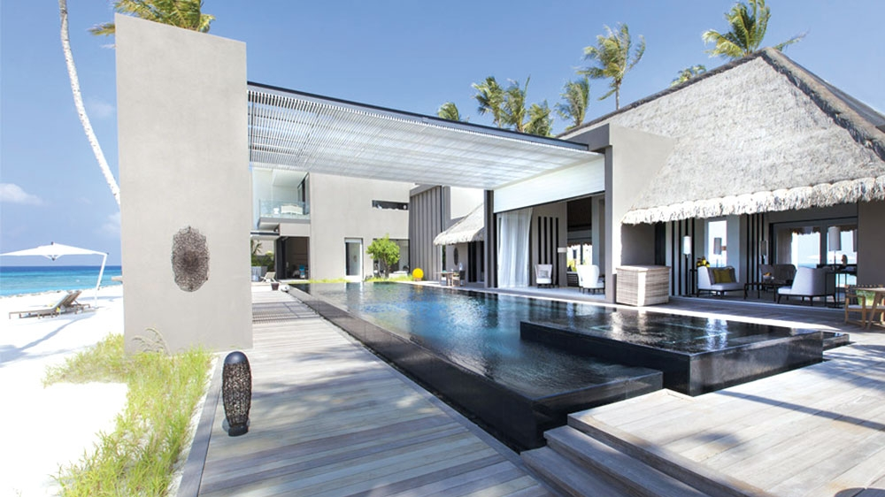 Owners Villa Cheval Blanc Randheli Maldives