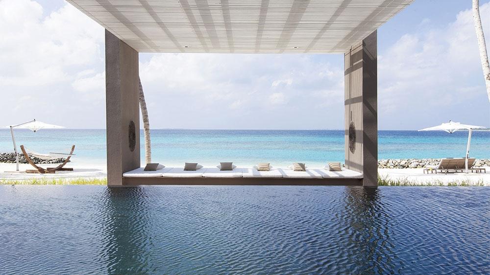 Owner's Villa on private island