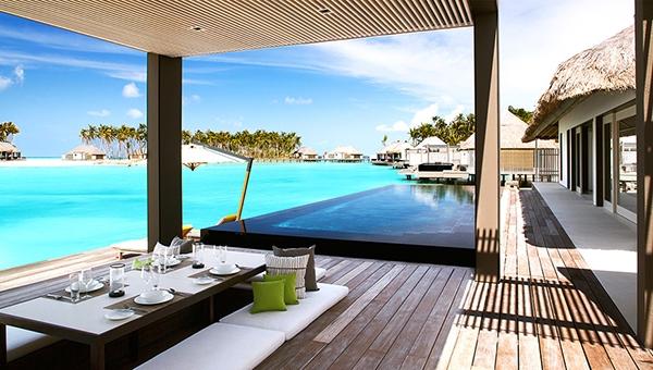 Water Villas Exterior