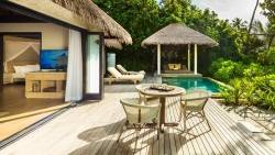 Beach Villa with Private Pool