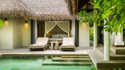 Two Bedroom Maalifushi Beach Villa
