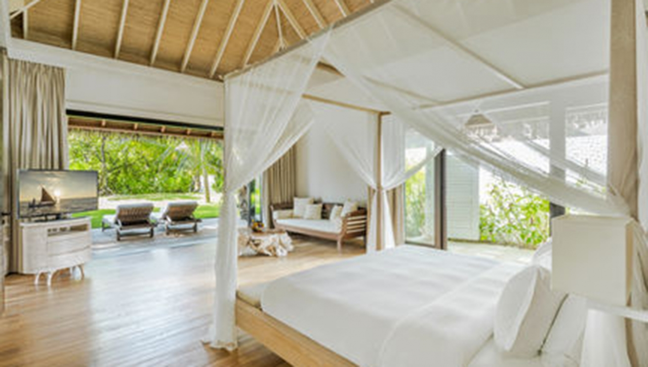 Two Bedroom Beach Villa