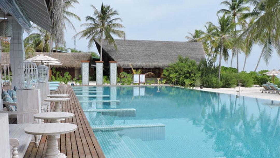 Loama Resort Maldives Main Pool