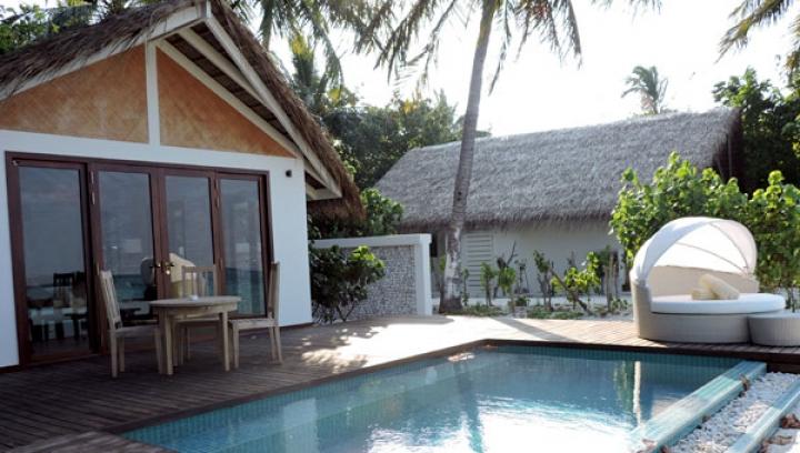 Beach Suite Exterior