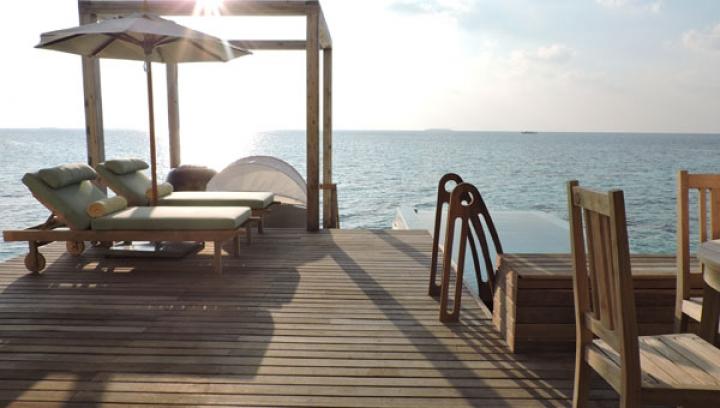 Royal Ocean Suite Out Door Deck